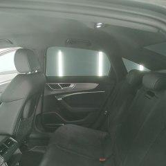 Тонирование задних стекол автомобиля Audi A6