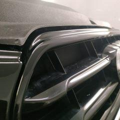 Оклейка решётки Audi