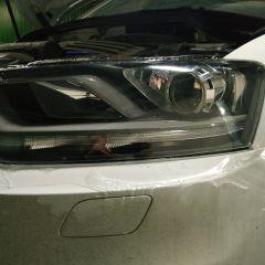 Антигравийное покрытие оптики Audi Q3