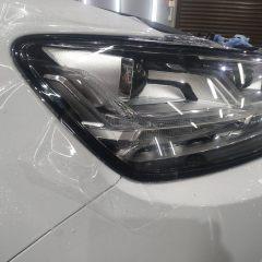 Оклейка оптики Audi Q5
