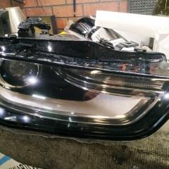 Бронирование фар Audi RS4