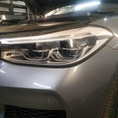 Защита и тонирование фар BMW 6 GT