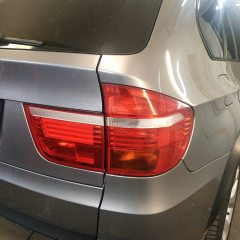Антигравийная защита и тонирование всей оптики BMW E70
