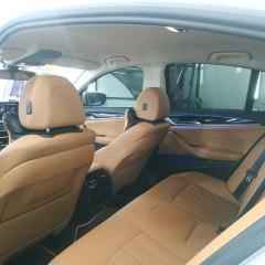 Переднее и заднее тонирование стекол BMW G30