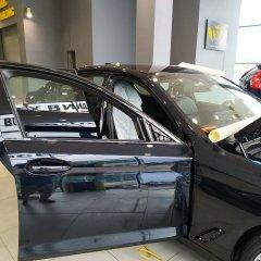 Задняя и передняя тонировка BMW М5