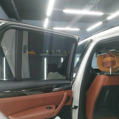 Полная тонировка авто BMW X3