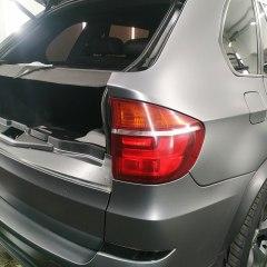 Защита и тонировка задней оптики BMW X5 E70