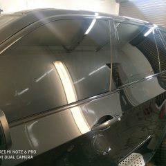 Тонирование BMW X5 E70 пленкой NDFOS