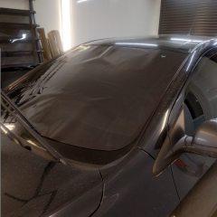 Тонирование передних и задних стекол Chevrolet