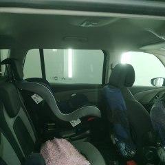 Тонирование задних и передних стекол Citroen C4 Picasso