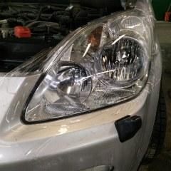 Бронирование оптики Honda CR-V
