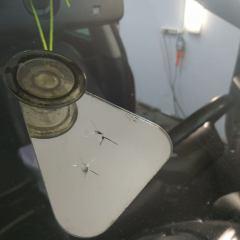 Устранение скола на стекле Hyundai ix35