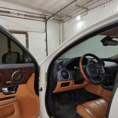 Тонировка лобового стекла авто Jaguar