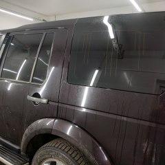 Тонировка стекол Land Rover Discovery 4