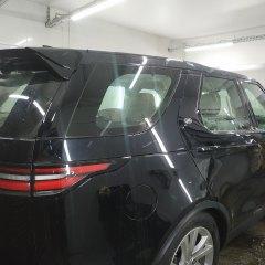Тонирование Land Rover Discovery 5 пленкой NDFOS 5%