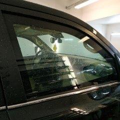 Переднее тонирование Lexus LX 570 плёнкой NDFOS 50%