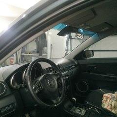 Тонировка лобового стекла Mazda 3