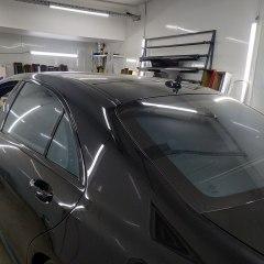 Тонировка передних и задних стекол Mercedes-Benz 213