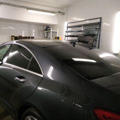 Тонирование задних стекол Mercedes-Benz CLS 350CDI