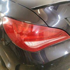 Защита и тонировка задней оптики Mercedes-Benz E