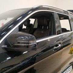 Антихром молдингов Mercedes-Benz GL