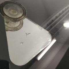 Восстановление стекла Mercedes-Benz