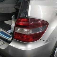 Тонирование задней оптики Mercedes ML
