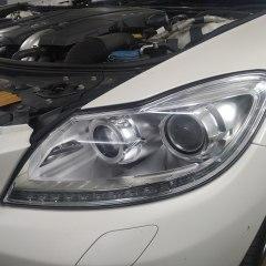 Защита и тонировка оптики Mercedes-Benz CL 500