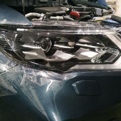 Защита фар Nissan X-Trail