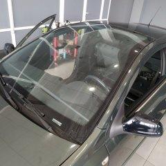 Нанесение тонировки на лобовое стекло Opel GTS