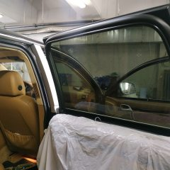Тонировка задних стекол Porsche Cayenne NDFOS 05%