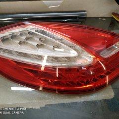 Тонирование задних фонарей Porsche Panamera