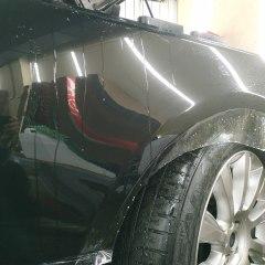 Бронирование крыльев и дверей Range Rover