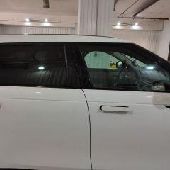 Тонировка передних и задних стекол Range Rover Velar