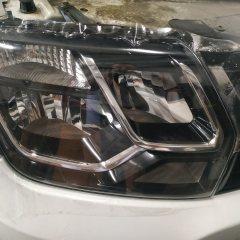Покрытие оптики Renault Duster