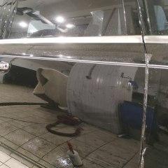 Частичная оклейка Rolls-Royce