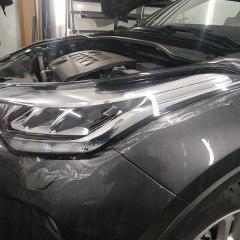 Защита оптики Toyota С-HR полиуретаном
