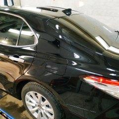 Тонировка задней части Toyota Camry