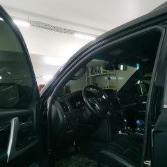 Тонирование лобового стекла Toyota Land Cruiser 200
