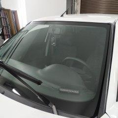 Тонирование лобового стекла ВАЗ 2110