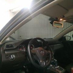 Тонирование лобового стекла Volkswagen Passat