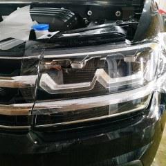Защита фар Volkswagen Teramont полиуретаном