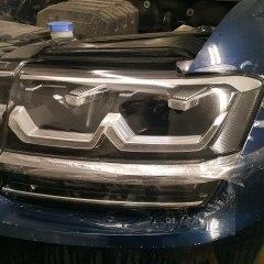 Оклейка фар Volkswagen Teramont